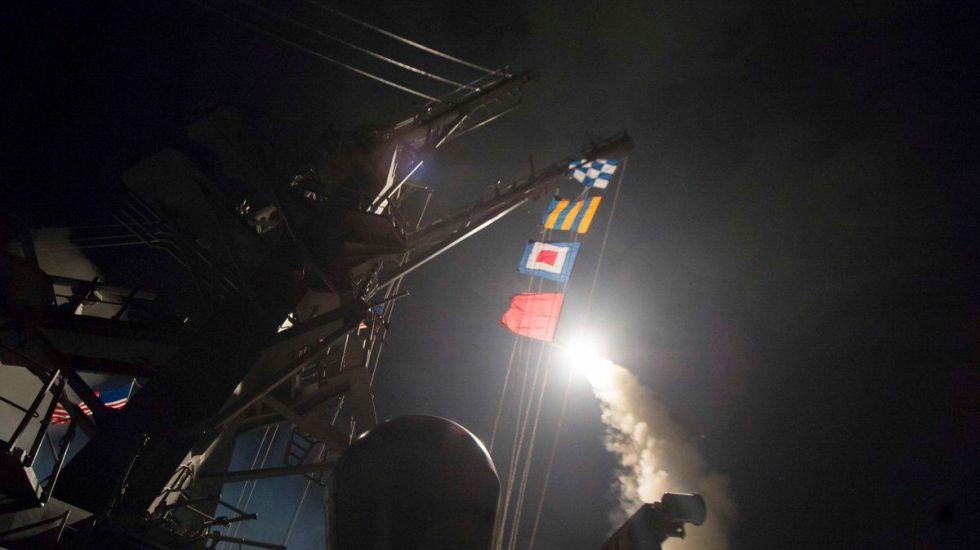 Rusia suspende programa de cooperación con EE.UU. tras ataque a Siria - Foto de AP