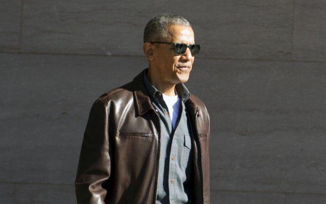 Obama cobrará 400 mil dólares por discurso en Wall Street - Foto de AP