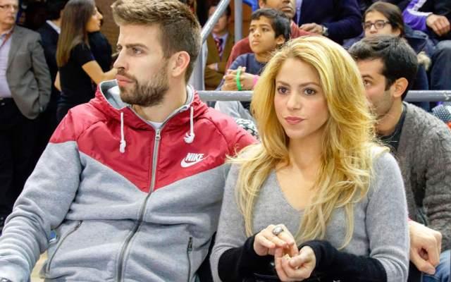 El momento preferido de Piqué del nuevo video de Shakira - Foto de Internet
