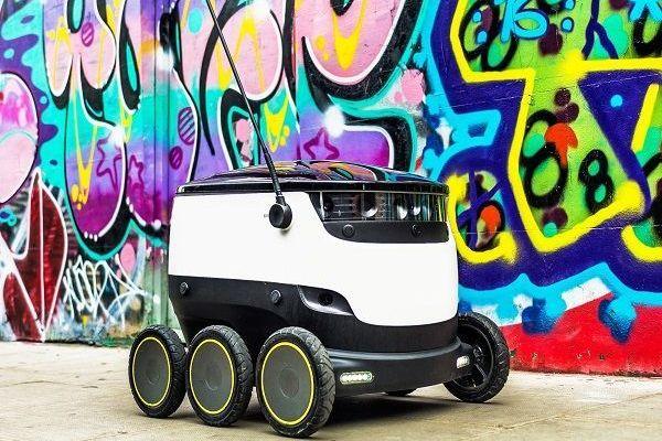Domino's usará robots para repartir pizza a domicilio