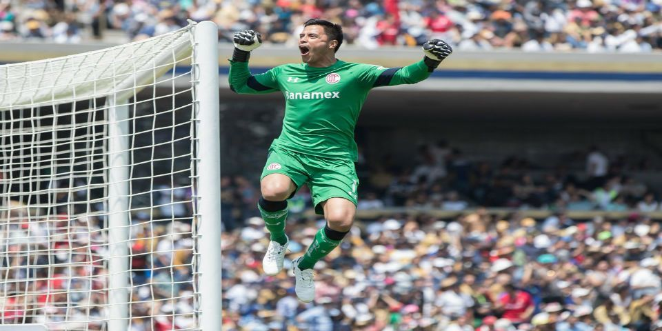 Toluca conserva el liderato de la Liga MX en CU - Foto de Récord