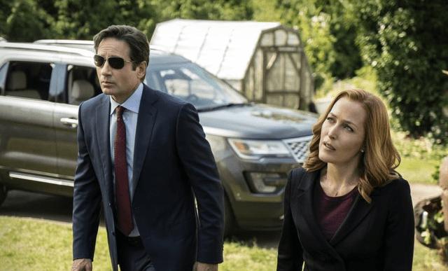 Anuncian el regreso de 'X-Files'
