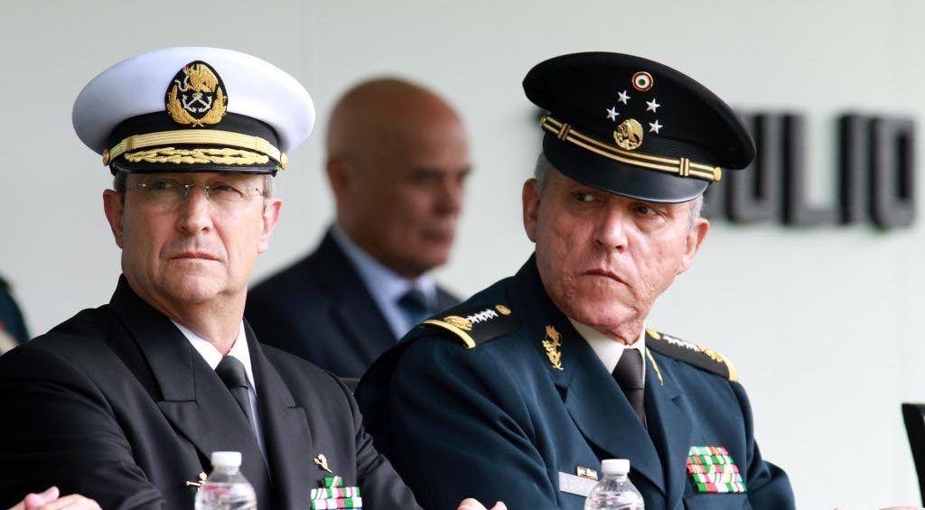 Secretarios de Marina y Defensa se reunirán con homólogos de EE.UU. y Canadá