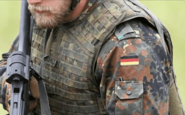 Detienen a soldado alemán que planeaba atentado terrorista