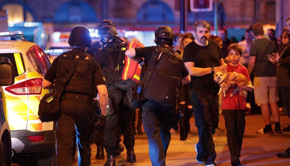 Hombre narra la muerte de la víctima más joven del ataque de Manchester - Foto de London Police Pictures