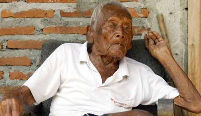 Muere el supuesto hombre más viejo del mundo a los 146 años - Foto de EPA