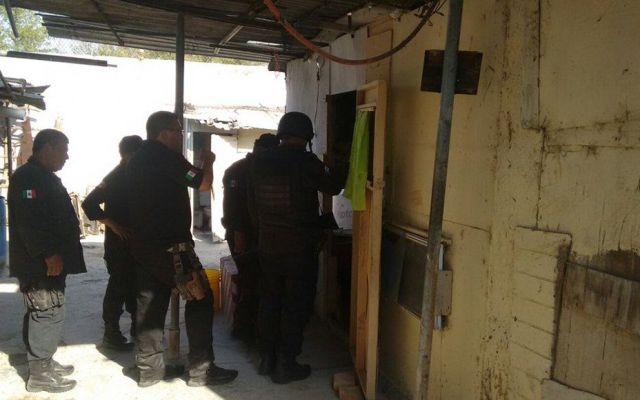 #Video Detectan túnel en penal de Reynosa