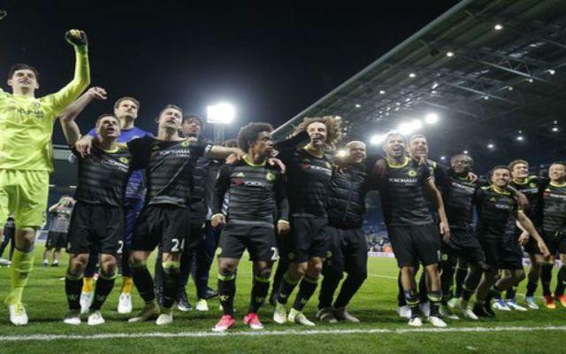 Chelsea gana su sexto título de liga - Foto de The Guardian