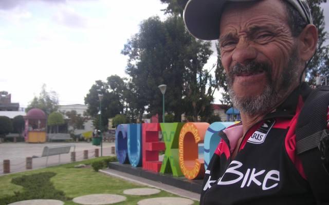 Roban bicicleta de hombre que buscaba romper un Récord Guinness