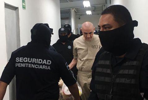 Dámaso López ingresa a penal de máxima seguridad en Ciudad Juárez - Foto de Milenio