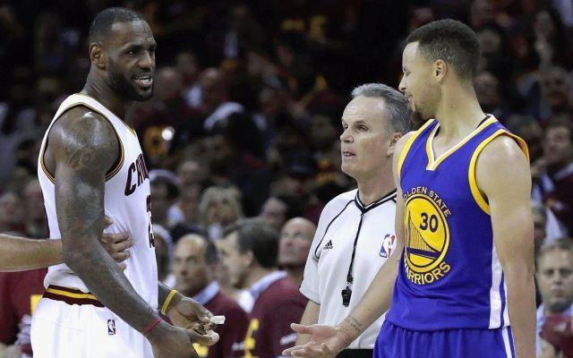 Cavaliers y Warriors jugarán su tercera final consecutiva - Foto de internet