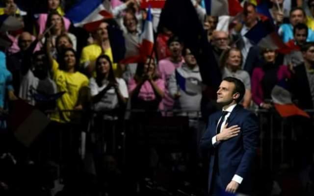 Emmanuel Macron gana elecciones en Francia