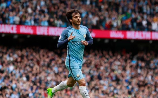 El Manchester City vence 2-1 al Leicester y se coloca tercero en la Premier - Foto de Reuters