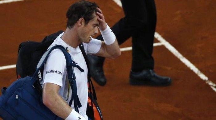 Número 59 del mundo elimina a Murray - Foto de Twitter