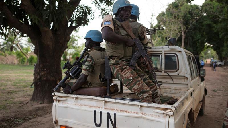 Asesinan a cuatro pacificadores de la ONU en República Centroafricana - Foto de Baz Ratner/Reuters