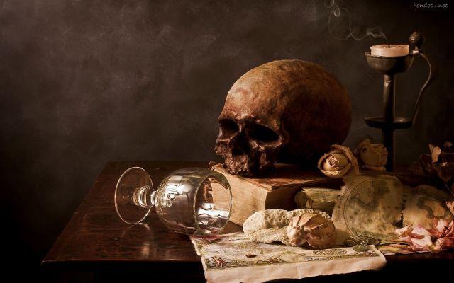 Encuentran un cráneo entre elementos de 'santería' en Querétaro