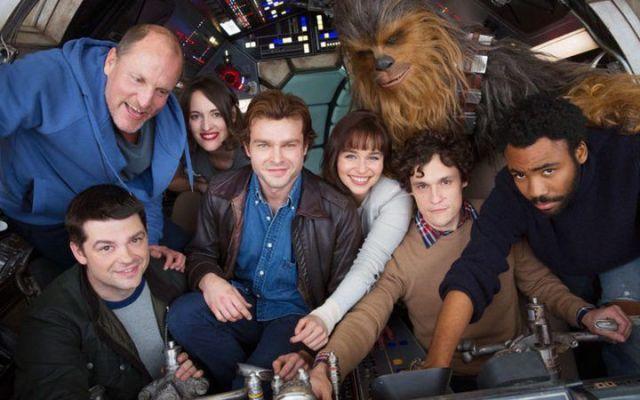 Nuevas imágenes de Han Solo - Foto de Internet
