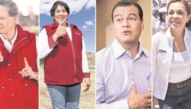 Votaciones en el Estado de México tendrá un despliegue de 80 mil policías - Foto de Internet