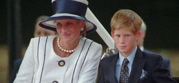 Principe Guillermo habla de la princesa Diana a 20 años de su muerte - Foto de Internet