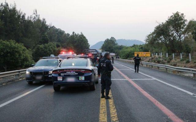 Atacan a jefe de la policía de Ziracuaretiro - Foto de Quadratín.