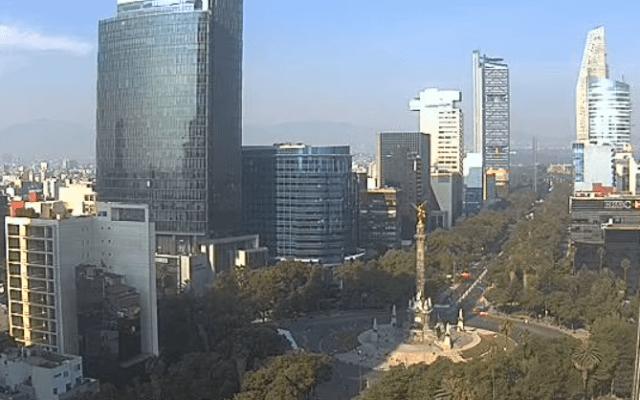 Cierran calles en la Ciudad de México por eventos deportivos