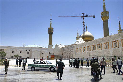 Irán ataca a Siria en represalia por ataques de Teherán - Foto de AP