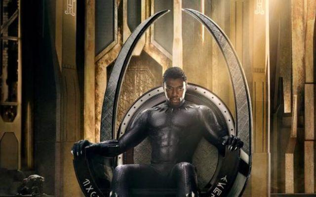Marvel publica póster de Black Panther