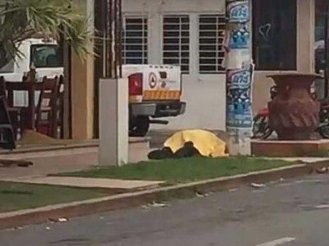 #Video Ejecutan a comandante de la Policia Federal en Veracruz - Foto de Quadratín