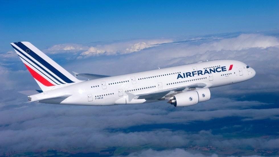 Air France suspende vuelos a Venezuela por tres días - Foto de Air France