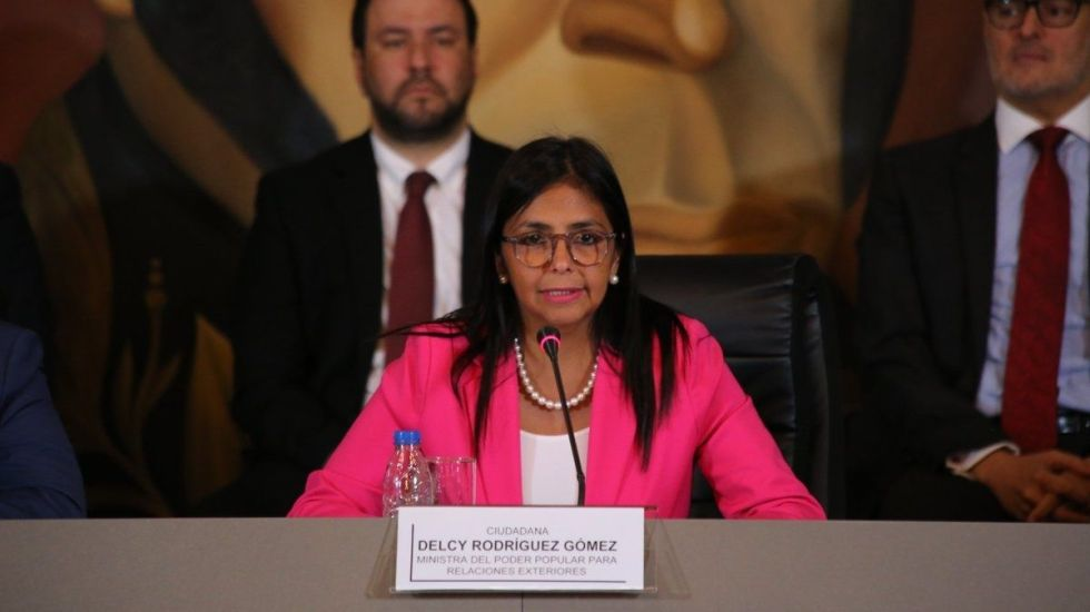 """""""México no tiene moral para hablar de Venezuela"""": canciller venezolana - Foto de Panorama"""