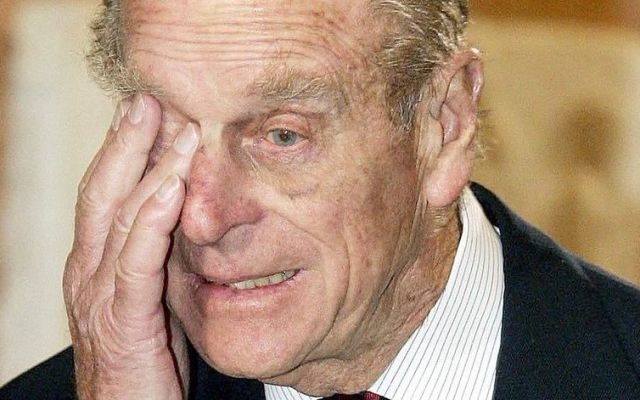 Duque de Edimburgo abandona hospital tras infección - Foto de internet