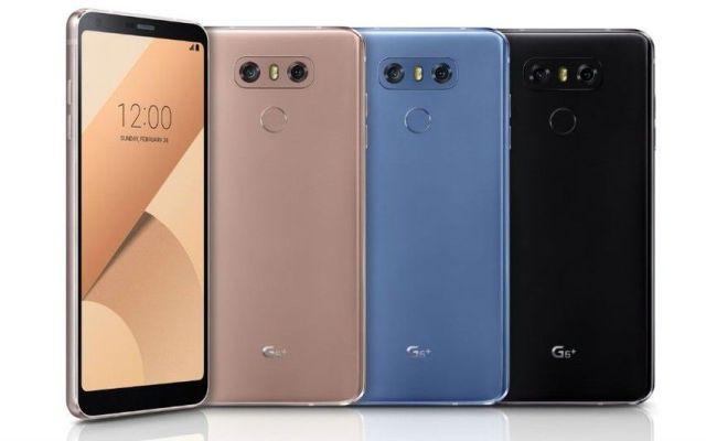 Nuevo smartphone LG con la mayor memoria RAM - Foto de LG