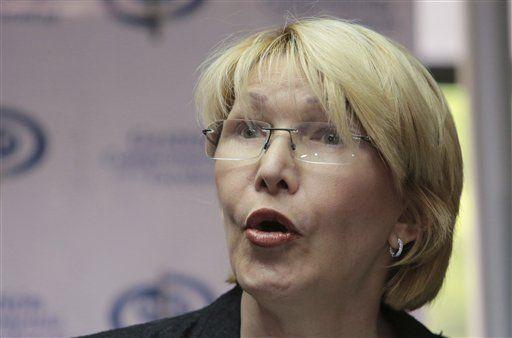 Fiscal de Venezuela interpone recurso contra Constituyente - La fiscal general de Venezuela Luisa Ortega Díaz. Foto de AP