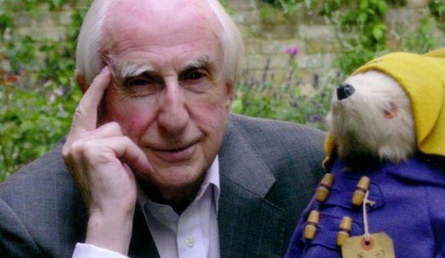 Muere Michael Bond, creador del Oso Paddington