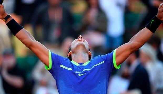 Nadal gana por décima ocasión el Roland Garros - Foto de Archivo