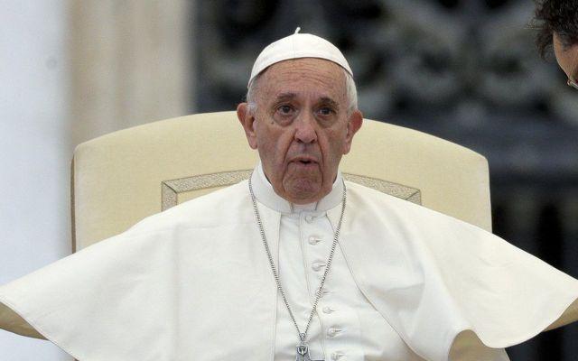 Papa critica tecnologías que permiten cambiar de género - Foto de Faithfull News