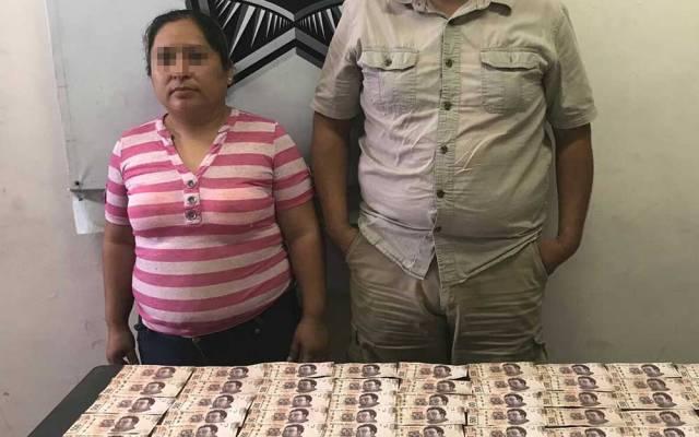 Detienen a pareja por comprar votos en Coahuila - Foto de Excélsior
