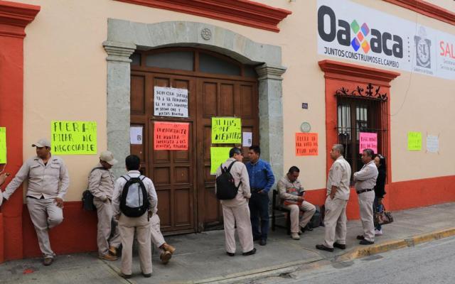 Detienen a seis ex funcionarios de Salud en Oaxaca por corrupción - Foto de Imagen de Oaxaca