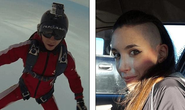 Paracaidista envía video a su esposa antes de saltar a su muerte