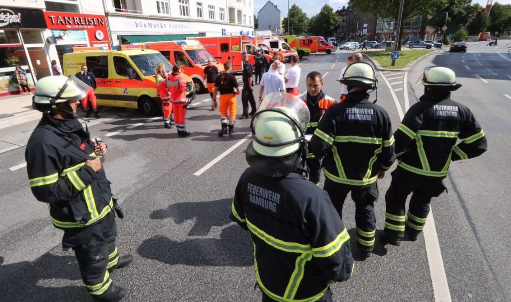 Ataque con cuchillo deja un muerto y varios heridos en Alemania
