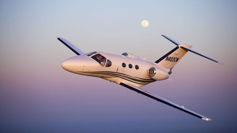 ¿Cuánto cuesta rentar un avión privado en México? - Foto de internet