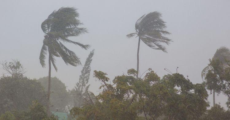 Alertan por incremento de ciclones tropicales en el país