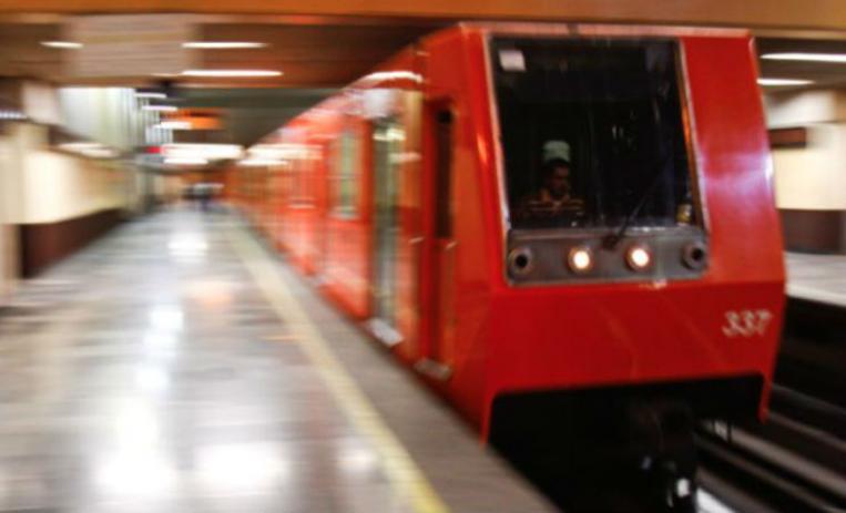 Las 9 estaciones más peligrosas del Metro - Foto de Twitter