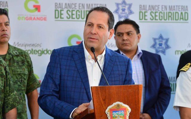 Eruviel Ávila abandona la presidencia del PRI en la Ciudad de México - Foto de Archivo