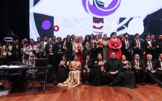 Realizan la 59 entrega de los Premios Ariel