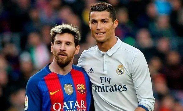 Los 100 mejores jugadores del 2017 - Messi y Ronaldo. Foto de Marca