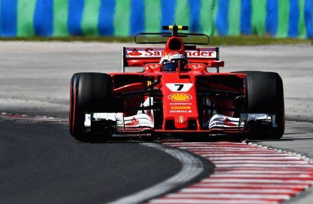 Vettel gana pole para GP de Hungría - Foto de Twitter