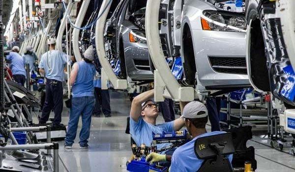 Industria automotriz mexicana registra crecimiento récord - Foto de Internet