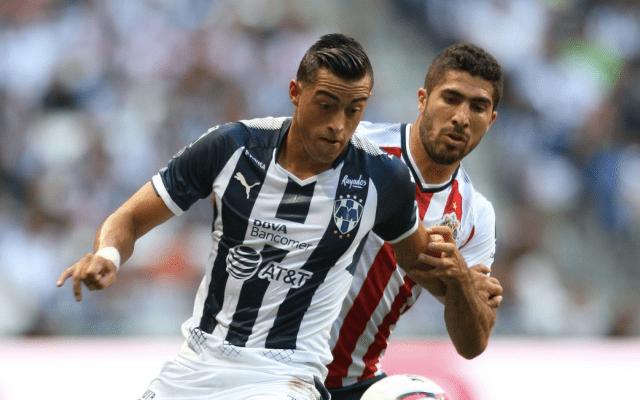 Rayados golea a Chivas y se mantiene como líder de la Liga MX - Foto de TDN