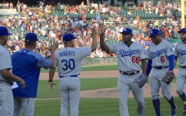 Adrián González determinante en triunfo de Dodgers